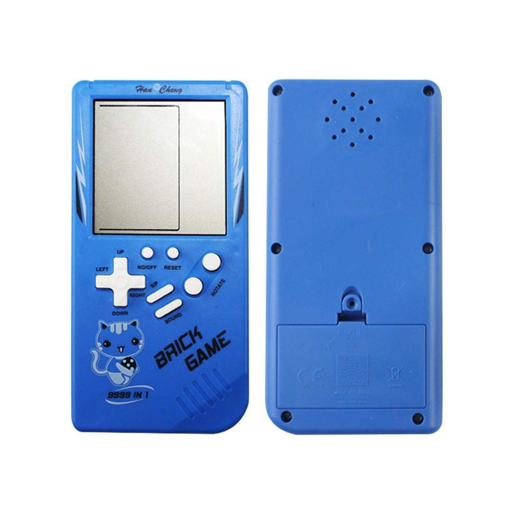 marris New Tetris Handheld Game Console Portable Game Handheld Toys Handheld Games by marris (Image #5)