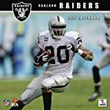 Turner - Perfect Timing 2014 Oakland Raiders Team Wall Calendar, 12 x 12 Inches (8011488)