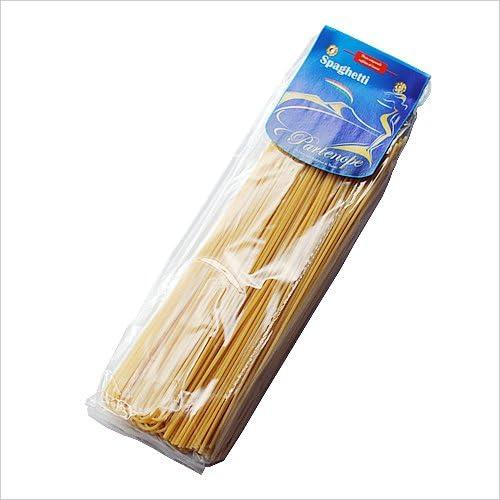 スパゲッティ 1.5mm~1.6mm 500g (パルテノペ)【定番ロングパスタ。トマトソース、アーリオオーリオ、カルボナーラや冷製パスタに】
