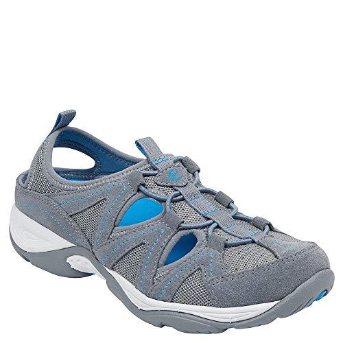 Easy Spirit Women's Earthen Walking Shoes Medium Gray 9 W ()