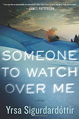book cover of Someone to Watch Over Me