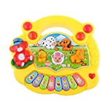 Leapfrog Animal Adventure Learning Table Musical Activity Cognitive Shapes Color