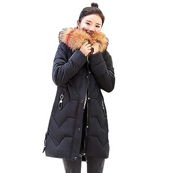 Amazon.com: Chaqueta de invierno para mujer pequeña, con ...