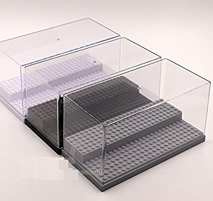 Bedwelming Amazon.com: fairbridge Acrylic Display Case/Box 2 Steps Perspex &MX45