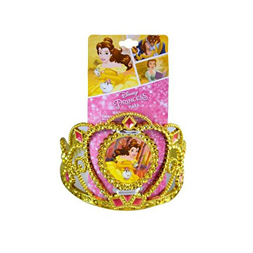 Disney Princess Her Accessories Beauty and The Beast Belle Tiara