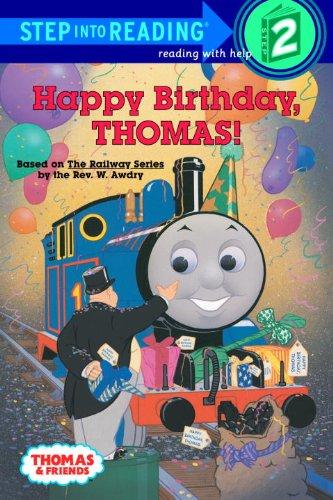 Happy Birthday, Thomas! (Turtleback School & Library Binding