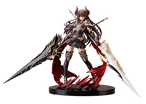 Rage of Bahamut Deardragoon Forte Painted figure Japan