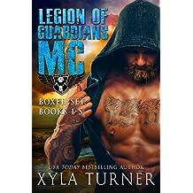 Legion of Guardians : (Book 1-5)