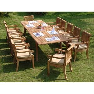 51kcoFX8xnL._SS300_ Teak Dining Tables & Teak Dining Sets