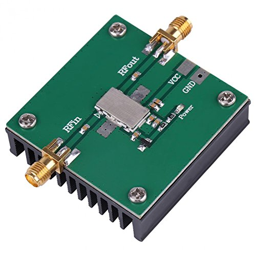 1PC 4.0W 30dB RF Power Amplifier SMA Female Connector 915MHz RF Broadband Low Noise by Single Mom (Image #5)