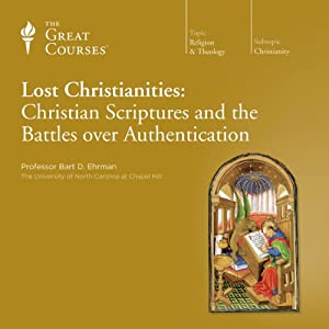 Lost Christianities: Christian Scriptures and the Battles over Authentication Vortrag