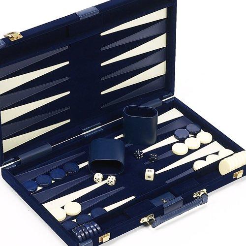 """Bleecker Street Designer Backgammon Set 15"""""""