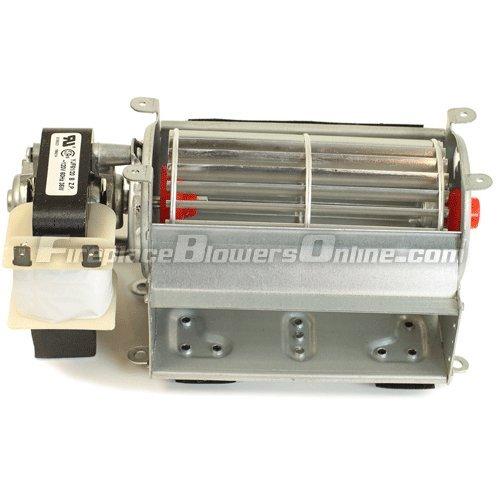 GFK21 GFK21A GFK21B FK21 UZY3 Replacement Fireplace Blower Fan for Heatilator, Security