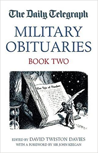 Amazon com: Book of Military Obituaries  Book 2 (The Daily
