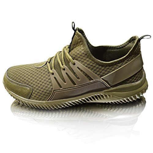 UK Top Xelay 11 Basketball Size Low Shoes Mesh Get Sports 6 Hi Running Ankle Trainers Mens Top Green Fit Boots qwRqrx6a