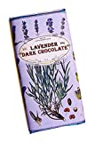 Sue Gilmour Chocolates - Botanical Range - Dark Chocolate - Lavender - 100g