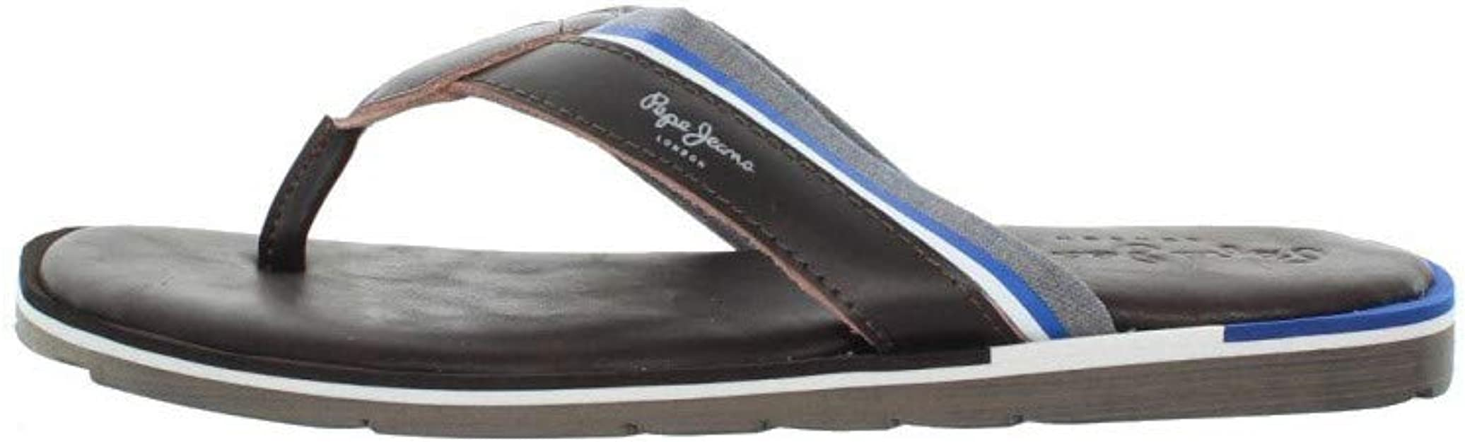 Pepe Jeans Barrel Fabric Tongs Homme