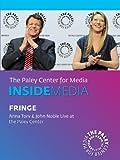 Fringe: Anna Torv & John Noble Live at the Paley Center