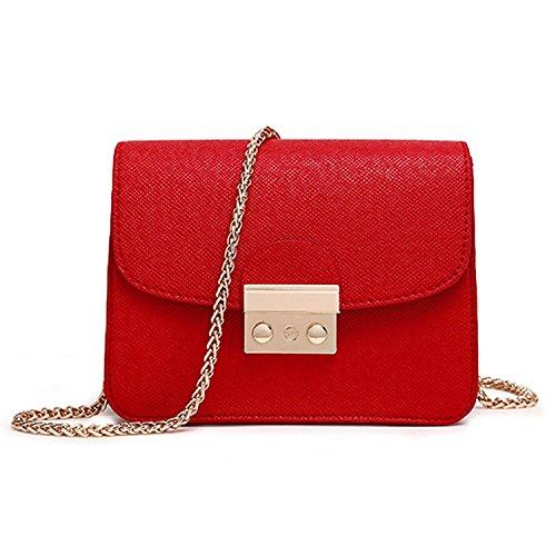 2SUN Shoulder Chain Strap Bag Handbag Crossbody Shoulder Bag - Nm Pm