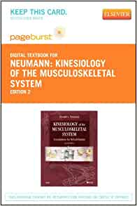 Kinesiology of the musculoskeletal system foundations for rehabilitation 2e