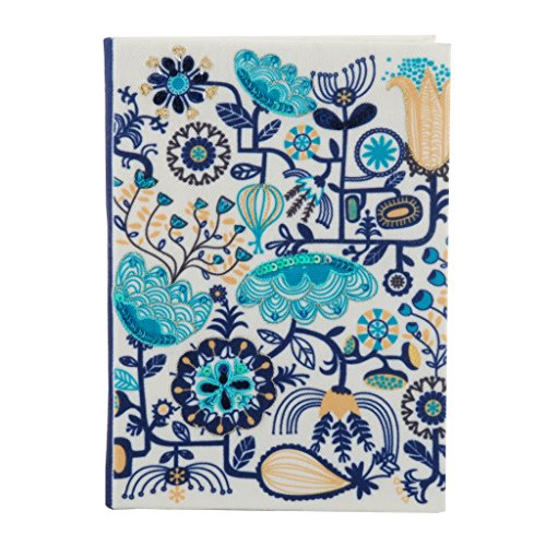 Classic Fabric Cover Notebook Journal Diary College Ruled Story Writing in Paper for Men Women & Girls with Bookmark Enclosed Perfect for Travel (7 in x 5 in) (Best Laptop Price In India)