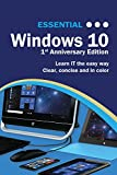 essential windows 10: 1st anniversary edition (computer essentials)