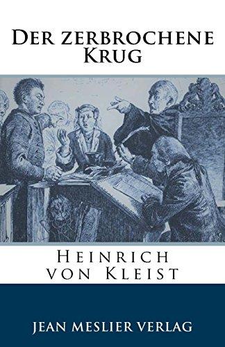 Der zerbrochene Krug  [von Kleist, Heinrich] (Tapa Blanda)