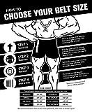 Stoic Powerlifting Belt/Weightlifting Belt - 4