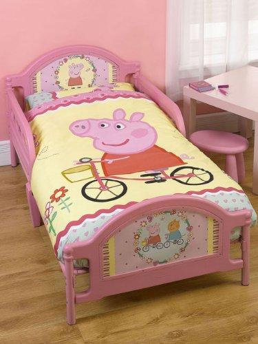 Peppa Pig Junior Toddler Bed