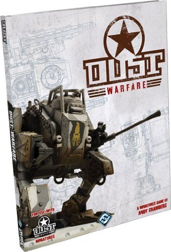 Dust Warfare: Core Rulebook by Board Games