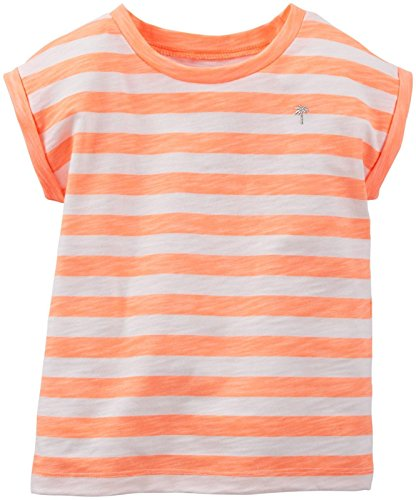 Carters Unisex Baby Striped Tee