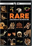 Rare: Creatures of the Photo Ark DVD