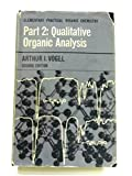 img - for Elementary Practical Organic Chemistry: Qualitative Organic Analysis Pt. 2 book / textbook / text book