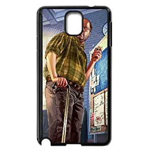 Grand Theft Auto V Samsung Galaxy Note 3 Cell Phone Case Black Customized gadgets z0p0z8-3671656