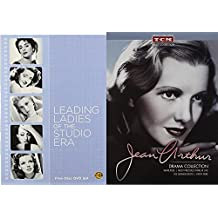 Jean Arthur + Leading Ladies Collection 9 movies Whirlpool / The Most Precious Thing in Life / The Defense Rests / Party Wire / Now Voyager / For Me and My Gal / Father of the Bride/ Dial M for Murder