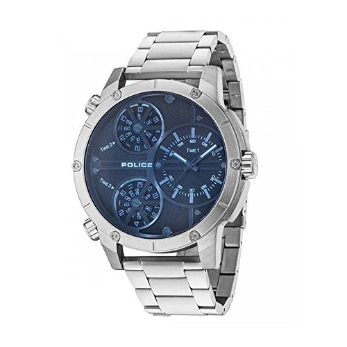 Police RATTLESNAKE PL14699JS.02M Mens Wristwatch Design Highlight