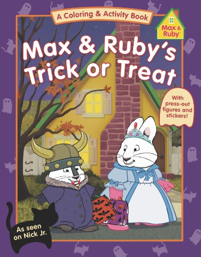 Max & Ruby's Trick or Treat (Max and Ruby)