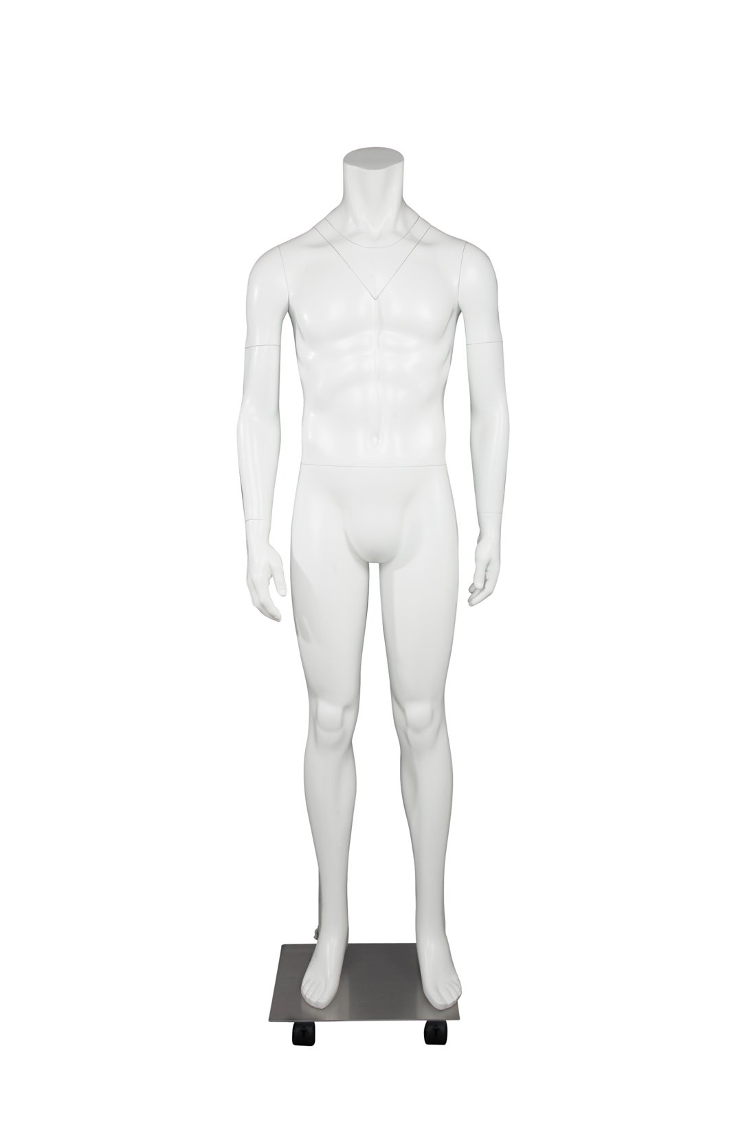 Newtech Display MAM-GHOSFULL/WHT Full Body Ghost/Invisible Mannequin