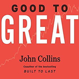 Good to Great: Summarized for busy people Audiobook