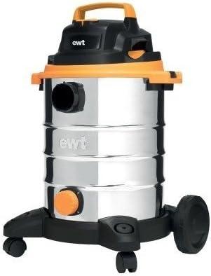EWT CS3COMFORT - Aspirador de agua y polvo, 23 litros: Amazon.es: Hogar