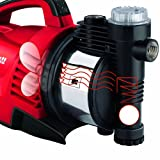 Einhell-Gartenpumpe-GE-GP-9041-E-900-W-4100-lh-max-Frdermenge-48-bar-Edelstahlanschlsse-Rckschlagventil