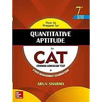 How to Prepare for Quantitative Aptitude for the CAT (Old Edition)