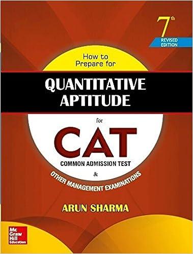 Free Cat Study Material