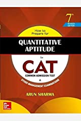 How to Prepare for Quantitative Aptitude for the CAT (Old Edition) Paperback