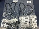 2002-2005 Genuine Subaru Valve Rocker Cam Cover Gasket Kit with grommets Impreza WRX EJ205 OEM