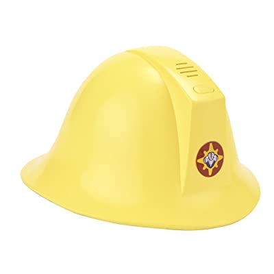 Character Options Fireman Sam Helmet with Sound: Toys & Games