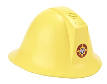 Amazon.com  Character Options Fireman Sam Helmet with Sound  Toys ... 0bd890b03ca4