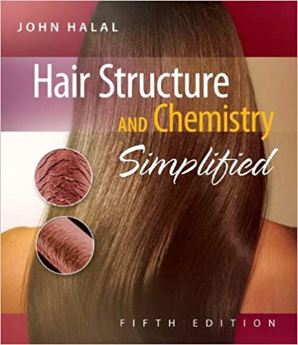 Hair structure and chemistry simplified john halal 9781428335585 hair structure and chemistry simplified john halal 9781428335585 amazon books fandeluxe Images