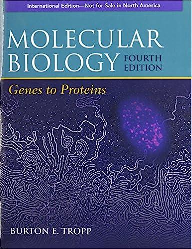 Molecular Biology Book Pdf