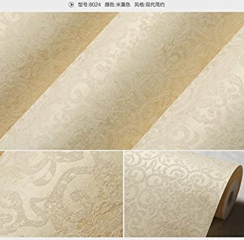 ZLYAYA Tapete,Wandtapete,Wand Dekoration,wandsticker,Minimalistische  Moderne Non Woven Tapeten